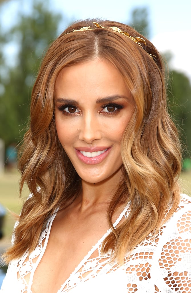 Bec Judd Oval Face Shape How To Get The Best Brows For Your Face