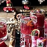 Holiday Cheermeister Bourbon Punch