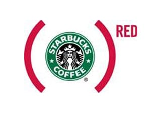 Starbucks Embarks on Product (RED) Campaign