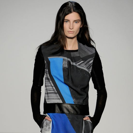 Pictures & Review Helmut Lang Fall NYC fashion week show