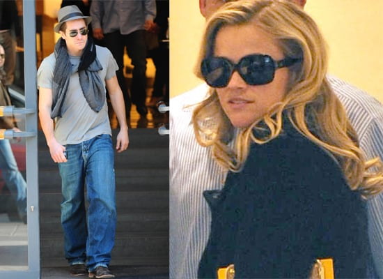 17/03/2009 Reese Witherspoon and Jake Gyllenhaal