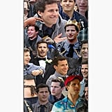 Jake Peralta Collage iPhone Cover