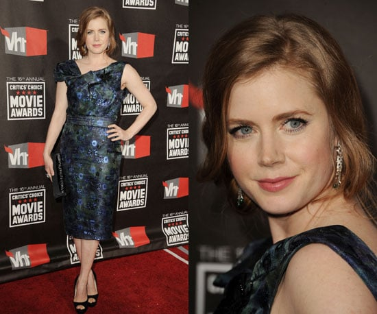 Amy Adams at 2011 Critics' Choice Awards