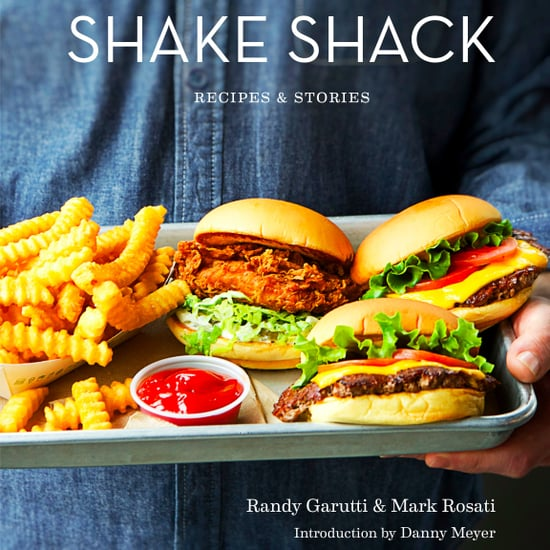 Shake Shack Cookbook Details