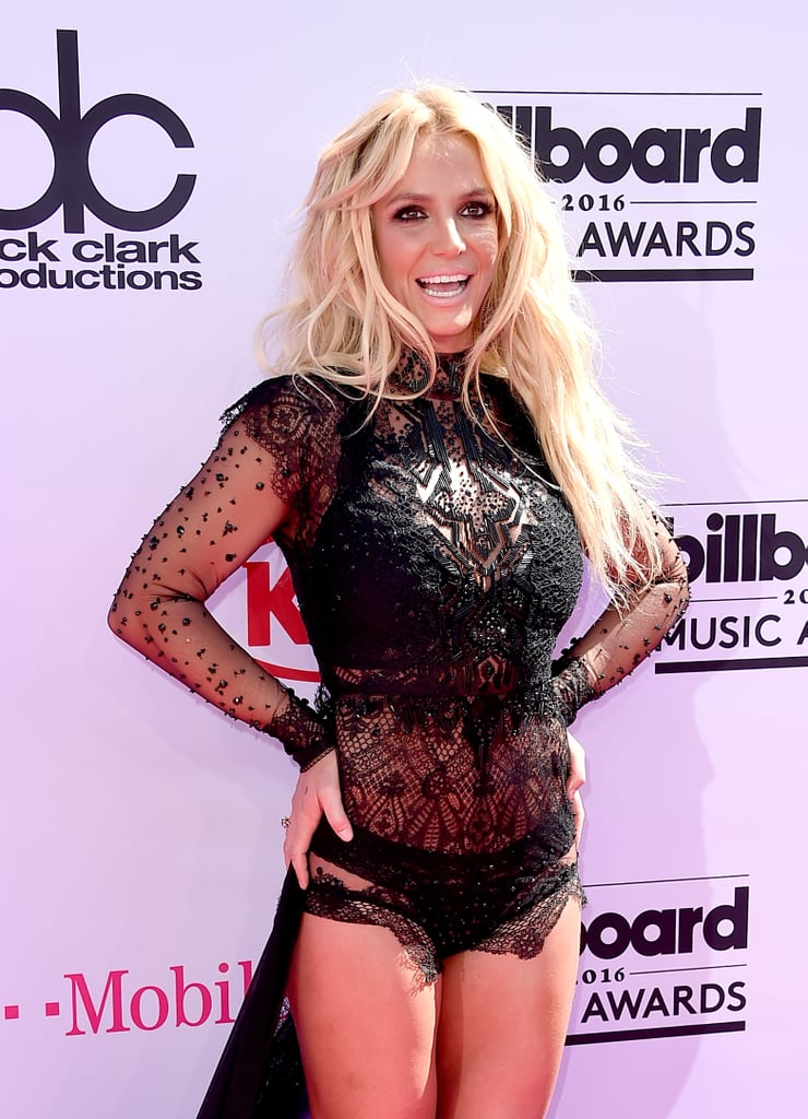 Britney Spears at the 2016 Billboard Music Awards