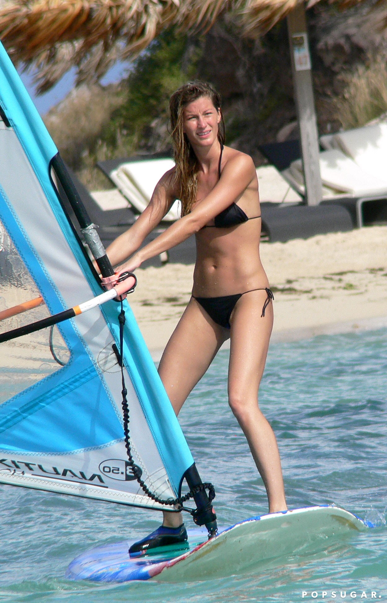 Gisele's Best Bikini Moments Through the Years