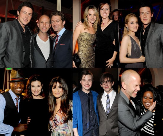 Pictures of Glee Cast Members Lea Michele, Cory Monteith, Jane Lynch, Matthew Morrison and More 2010-04-13 18:30:28