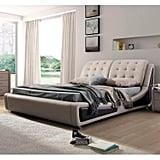 US Pride Furniture Contemporary Platform Bed