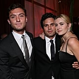With Jude Law and Mark Ruffalo