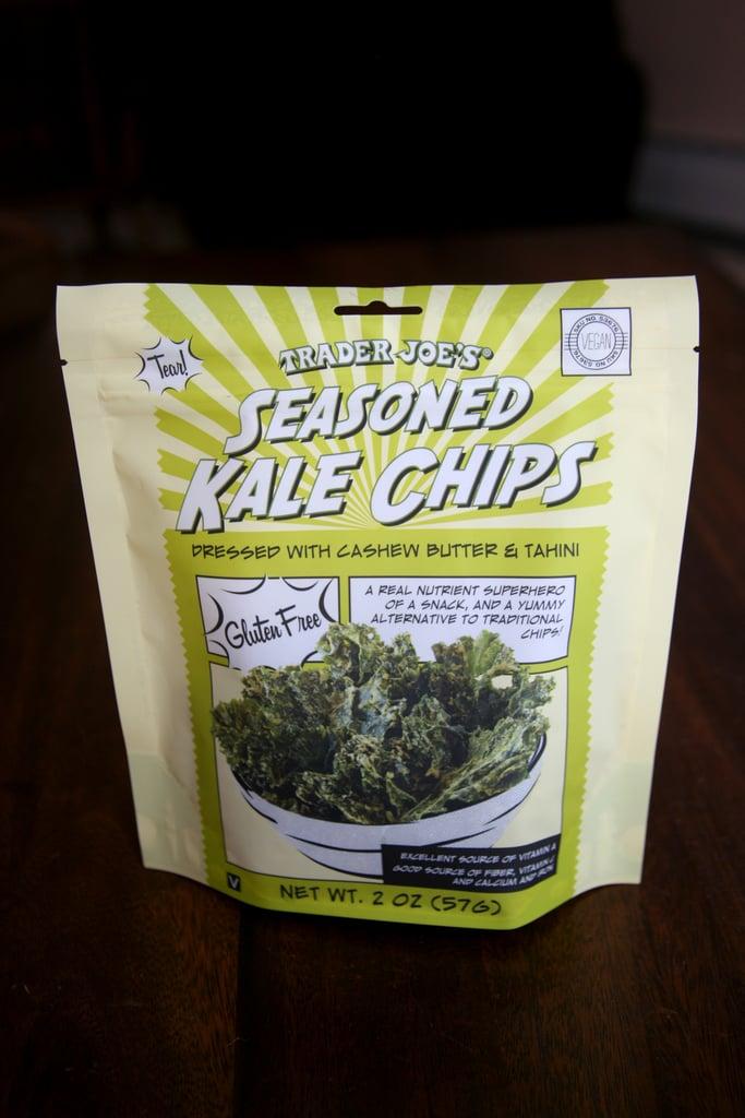 Seasoned Kale Chips