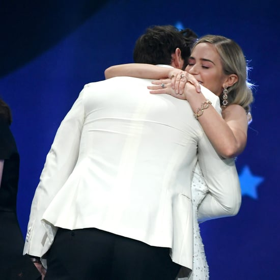 John Krasinski's Speech at 2019 Critics' Choice Awards Video