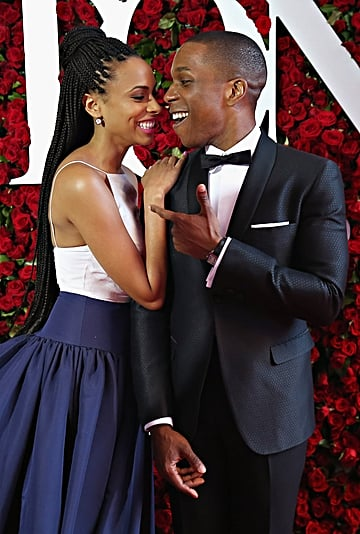 Who Is Leslie Odom Jr.'s Wife Nicolette Robinson?