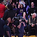 See Lizzo Twerk Courtside at the LA Lakers Game
