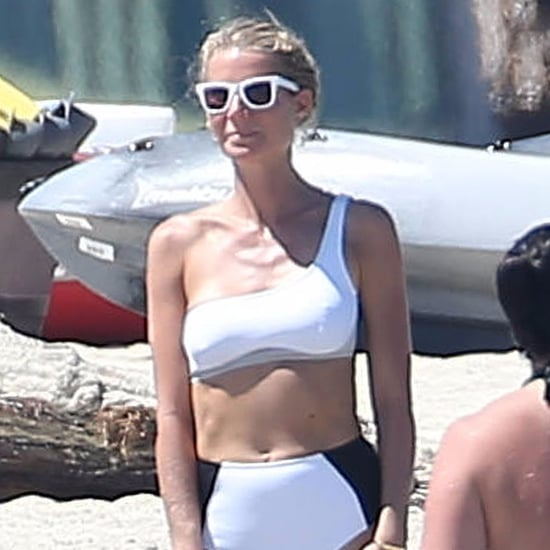 Gwyneth Paltrow Wearing Bikini in Mexico September 2016