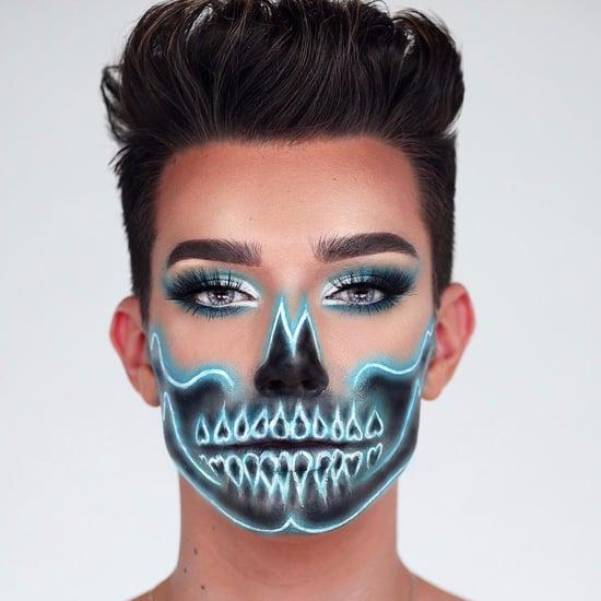 James Charles Neon Skull