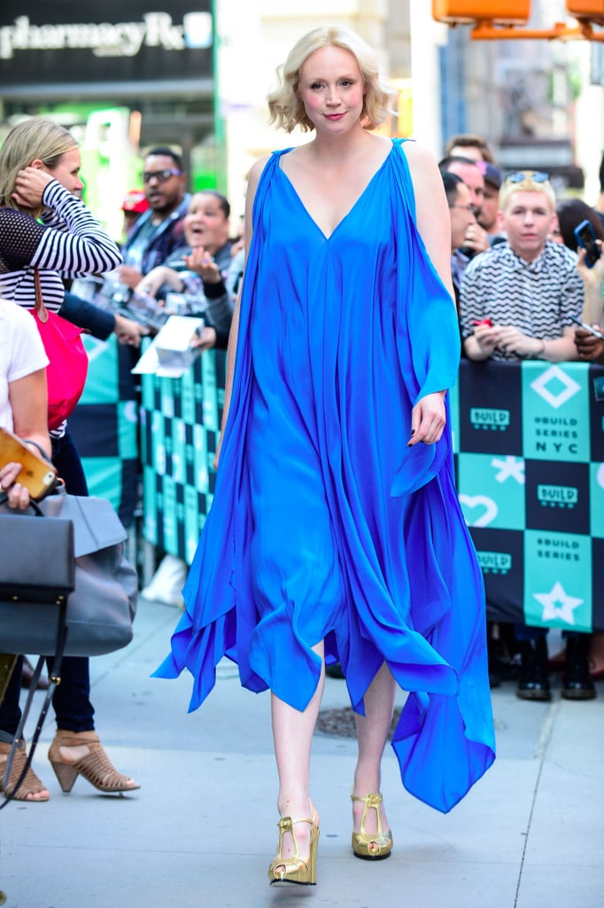 These Photos Prove Nobody Should Ever Mess With Gwendoline Christie (or Brienne)