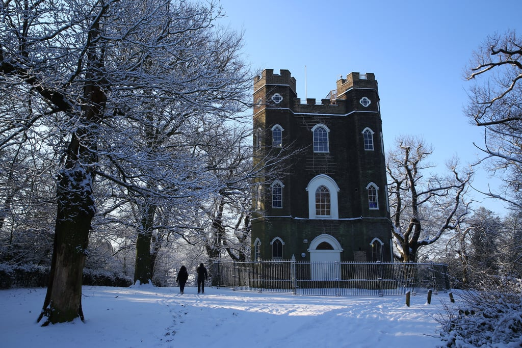 Severndroog Castle, Shooters Hill
