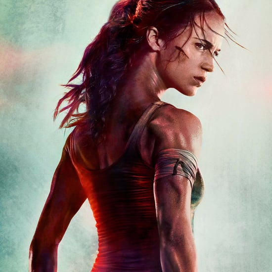 Tomb Raider Reboot Trailer