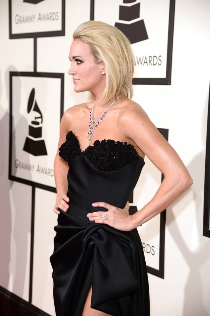 Black Dresses at the Grammys 2016