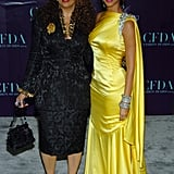 It was a glammed up evening for the duo during 2004's CFDA Fashion Awards in New York City.