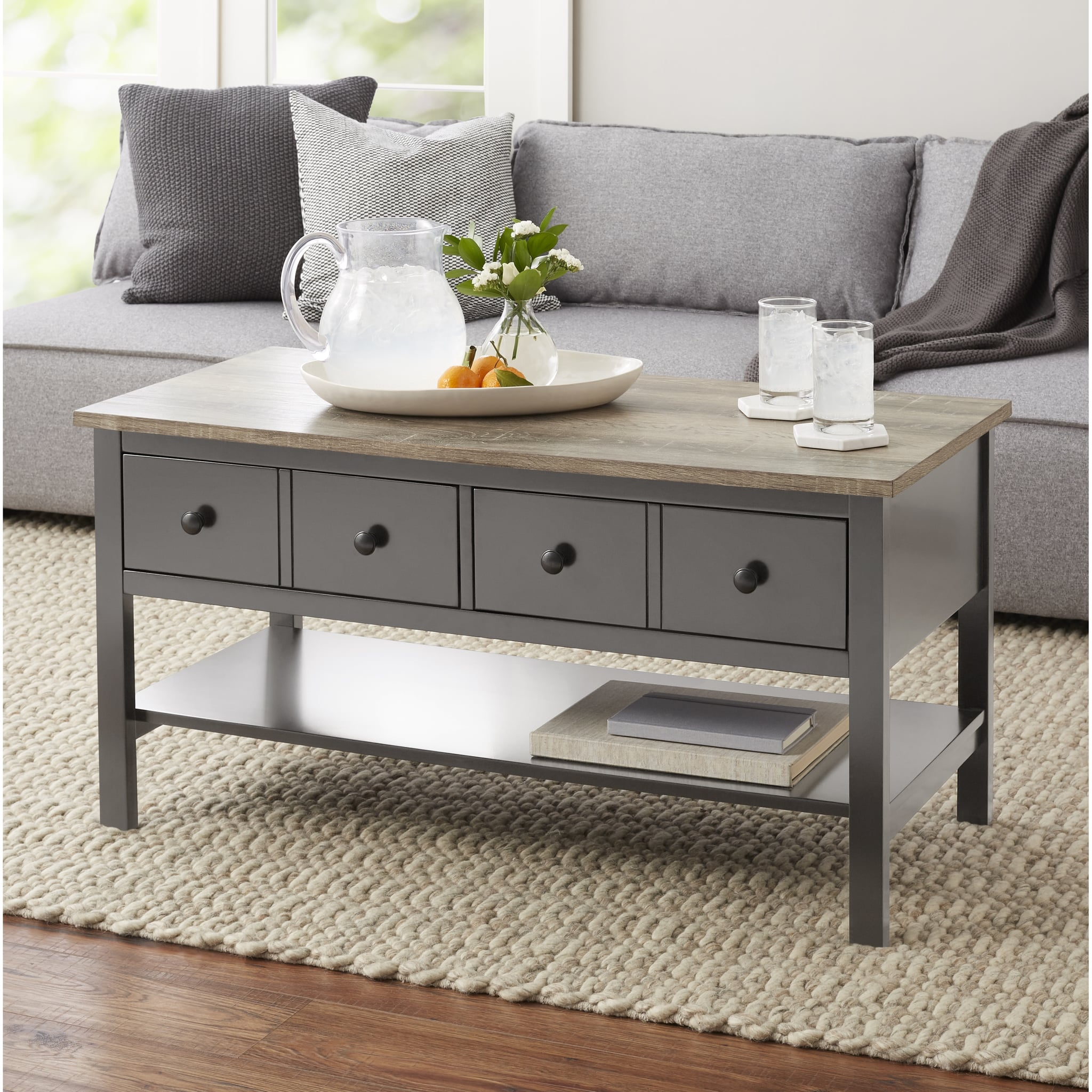 Better Homes & Gardens Laurel Console Table | Tiny Living ...