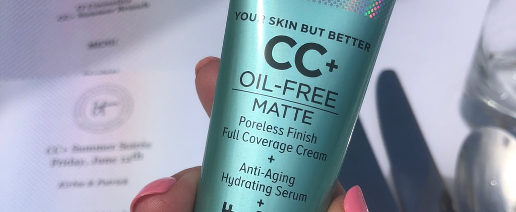 IT Cosmetics CC Cream Oil-Free Matte Review