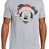 Mickey Santa Christmas T-Shirt