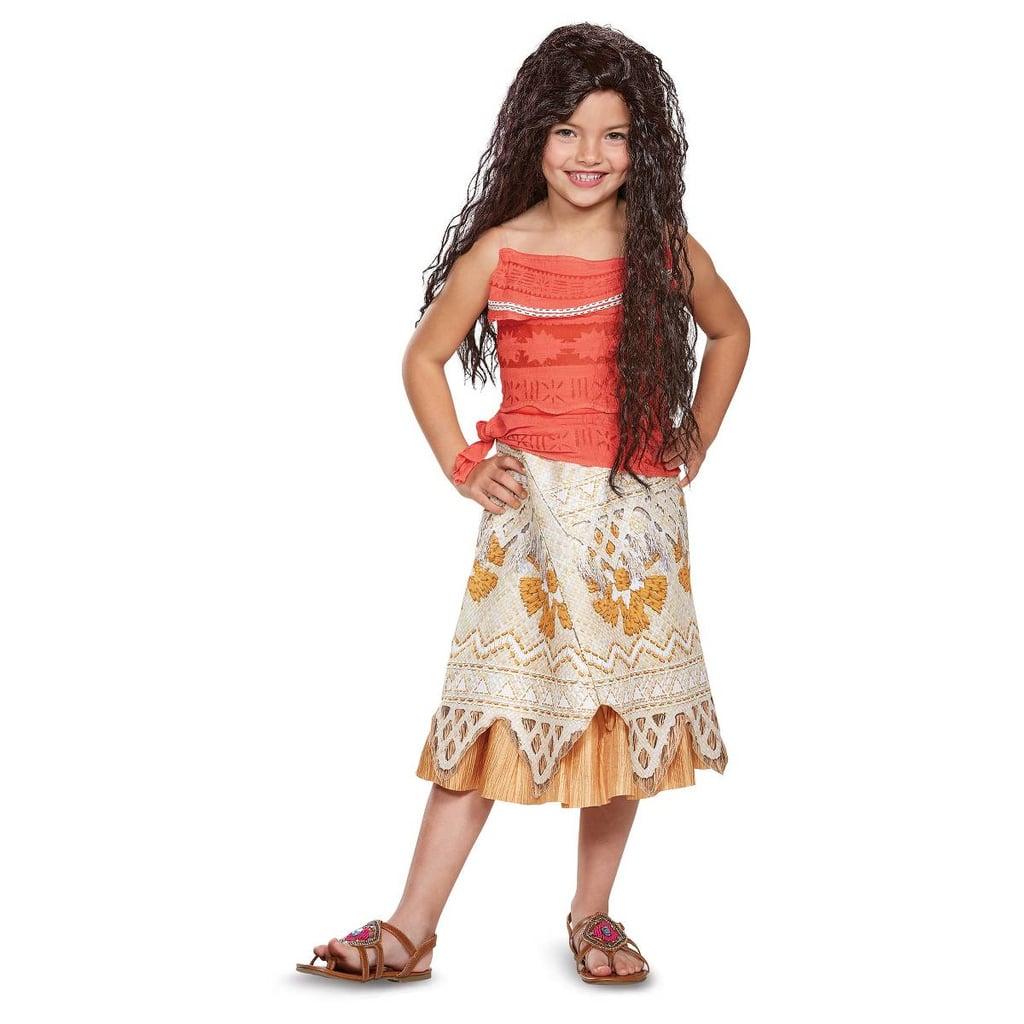 Disney Princess Moana Girls' Classic Costume | Best Kids ...