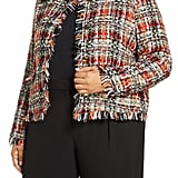 Halogen Tweed Plus Size Blazer