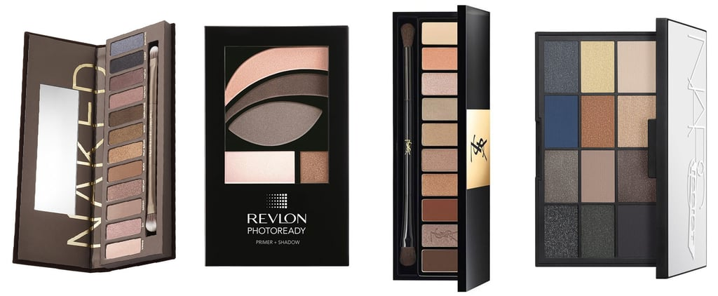 The Best Eyeshadow Palettes for Autumn Winter 2016