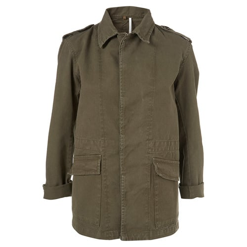 Utility Jacket, approx $92, Boutique from Topshop