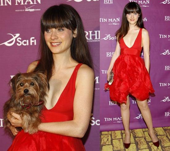 Celebrity Style: Zooey Deschanel