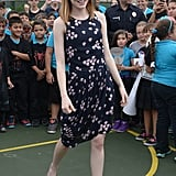 Emma Stone at a Miami Event For The Amazing Spider-Man 2 in 2014