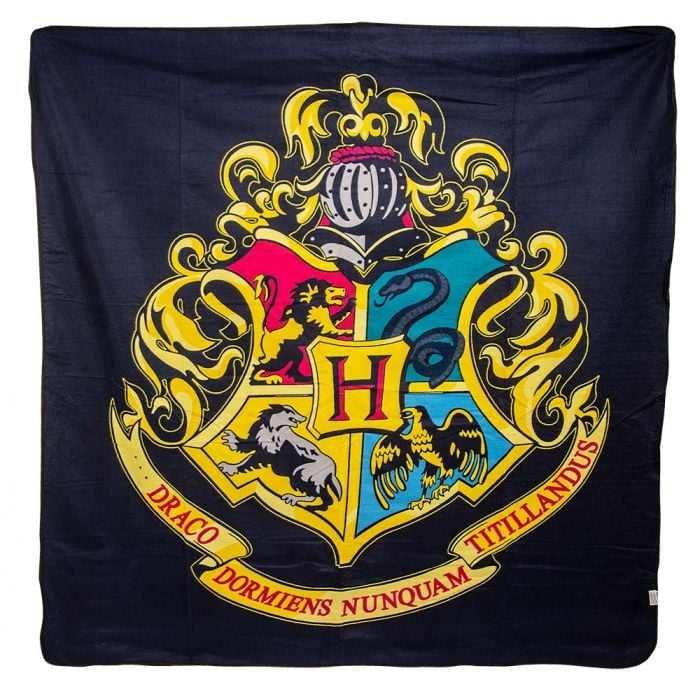Harry Potter Accio Al Fresco Hogwarts Picnic Blanket