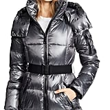 Sam. Soho Belted Puffer Jacket