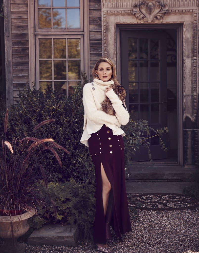 POPSUGAR: You have such an eye for jewellery/accessories, it's kind of become your signature. When did you first fall in love with jewellery? Olivia Palermo: At a very young age, my mum would take me to antique road shows and as I got older I grew to appreciate jewellery and enjoy wearing it.