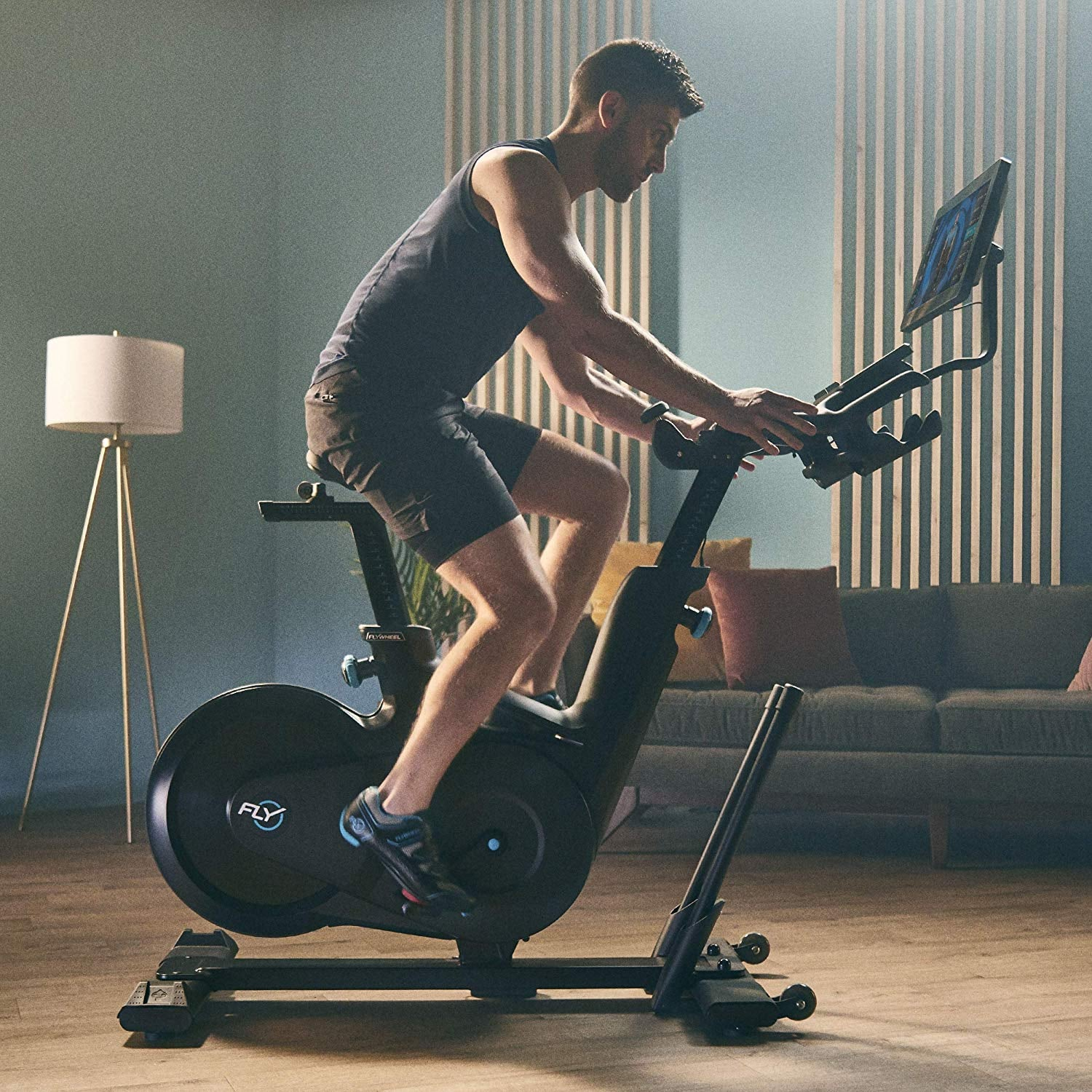For the Next 24 Hours, You Can Save Hundreds on Flywheel's At-Home Bike on Amazon