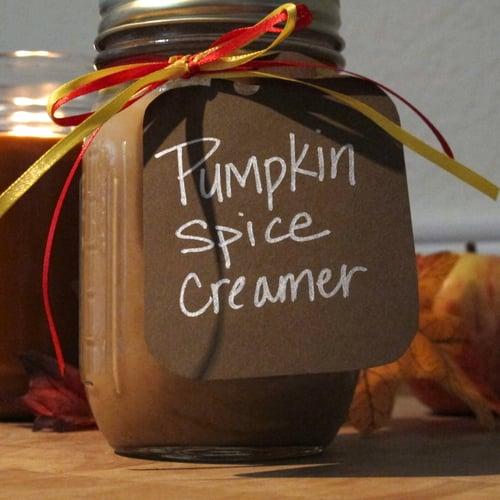 Pumpkin Spice -non-dairy- Creamer