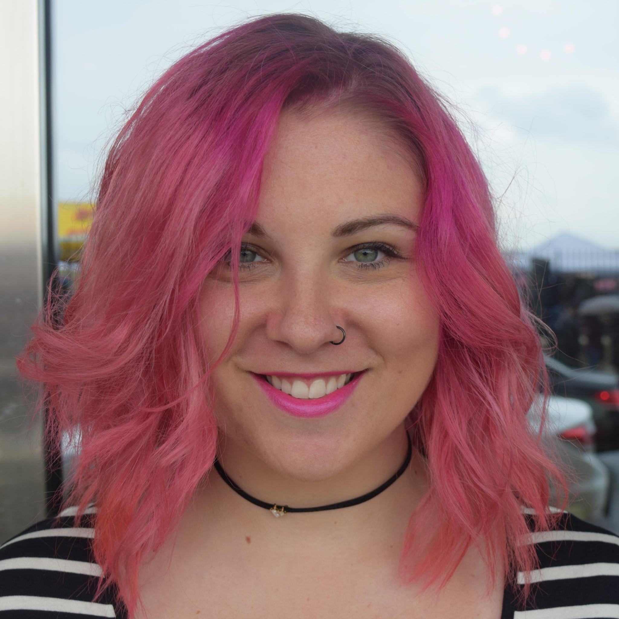 Lime Crime Rainbow Hair Dye Review Popsugar Beauty
