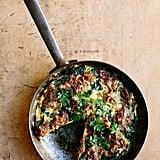 Kale and Caramelized Onion Frittata