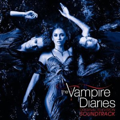 The Vampire Diaries Soundtrack ($13)