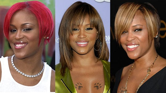 Which Hair Color  Do You Like Best on Eve?