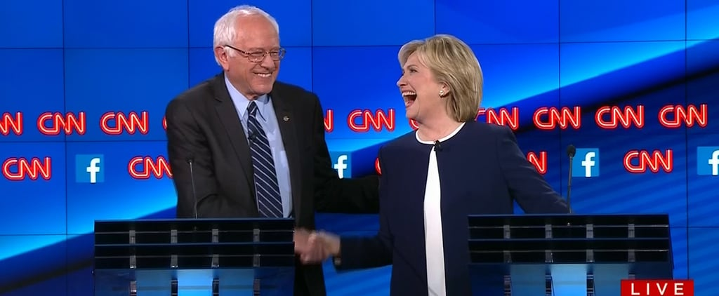 Bernie Sanders on Hillary Clinton Email Scandal