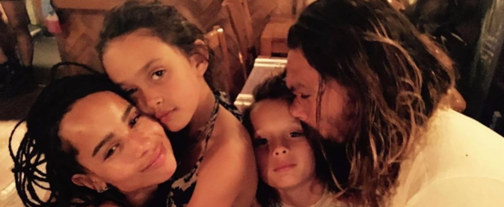 """Jason Momoa Confirms That """"If Anyone F*cks"""" With His Children, They'll Be Sorry"""