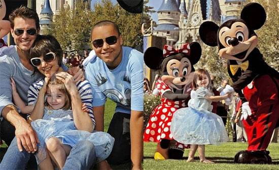 Even More Suri and the Cruises at Disney World!