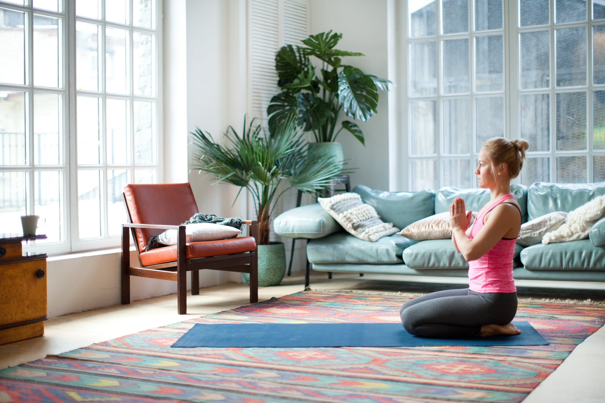 This Yoga Flow Is For Writers, but Anyone Would Benefit From the Stress-Relieving Half Hour