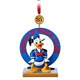 Donald Duck Legacy Sketchbook Ornament