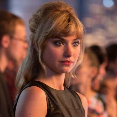 Imogen Poots Interview For Need For Speed
