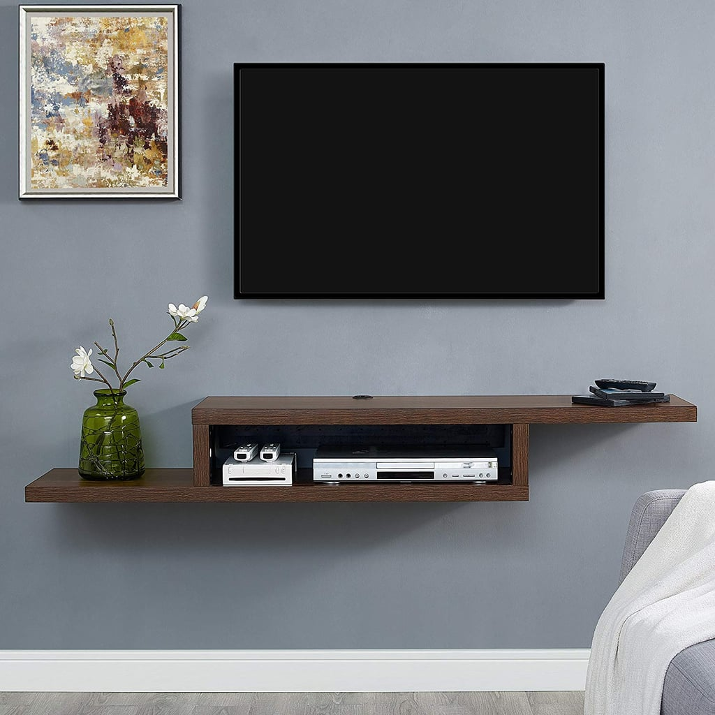 Martin Furniture  Asymmetrical Wall-Mounted Console