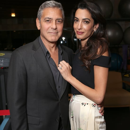 George and Amal Clooney Attending Meghan and Harry's Wedding